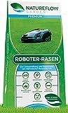 **SONDERANGEBOT** Premium Rasensamen für Mähroboter 10kg - Roboter Grassamen - Schnellkeimend und Vital - Selbstdüngend für pflegeleichten Garten