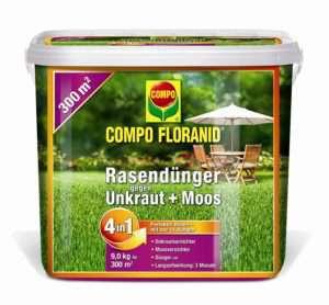 Compo Floranid Rasendünger