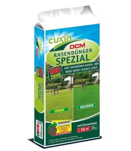 Cuxin Rasendünger Spezial Minigran 20 kg