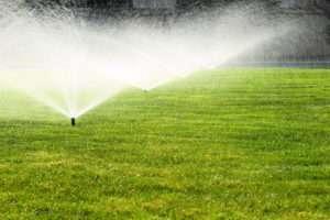 automatische Sprinkler